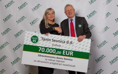 95th anniversary of Tanin
